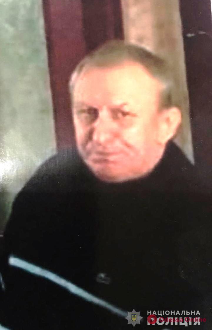 Под Одессой ищут пропавшего пенсионера