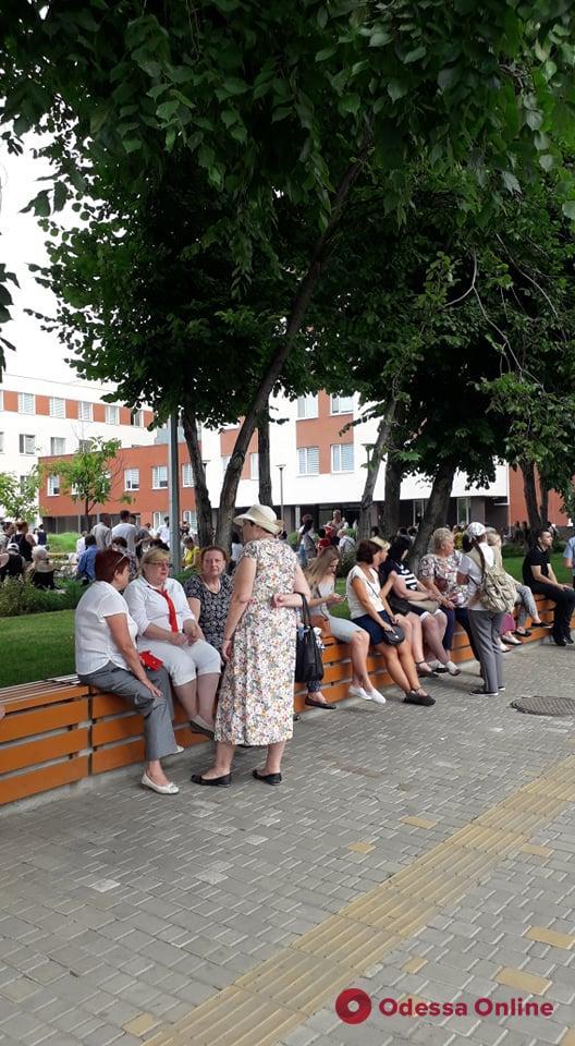 Второе за утро: в Одессе «заминировали» новую мэрию
