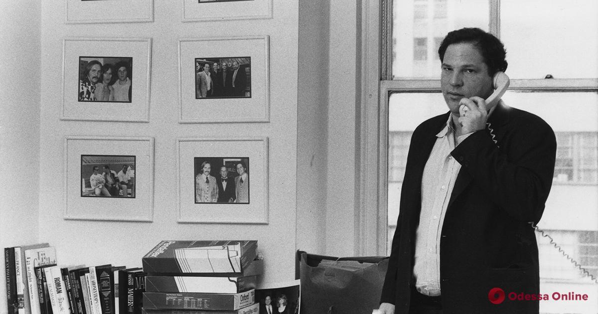 ОМКФ-2019: в Одессе покажут фильм о скандальном продюсере Харви Вайнштейне