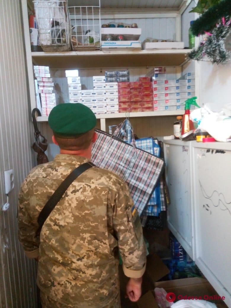 В Одесской области «накрыли» подпольные склады с табаком и алкоголем