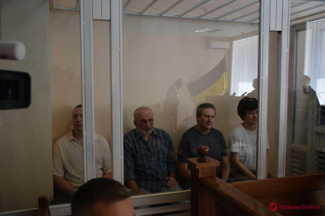 Дело о массовых взрывах 2014-2015 годов: одесский суд оставил обвиняемых в СИЗО