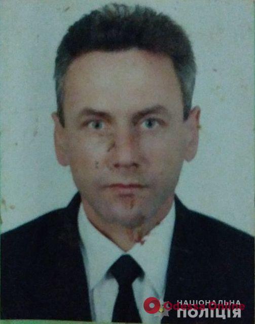 Отправился в Одессу и не вернулся: полиция ищет пропавшего мужчину