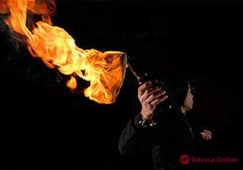 Отомстил: гость города поджег квартиру знакомой одесситки