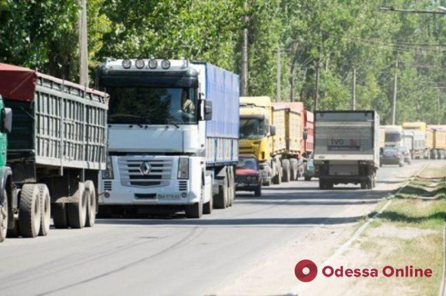 Горсовет поддержал проект строительства новой дороги в Одесский порт