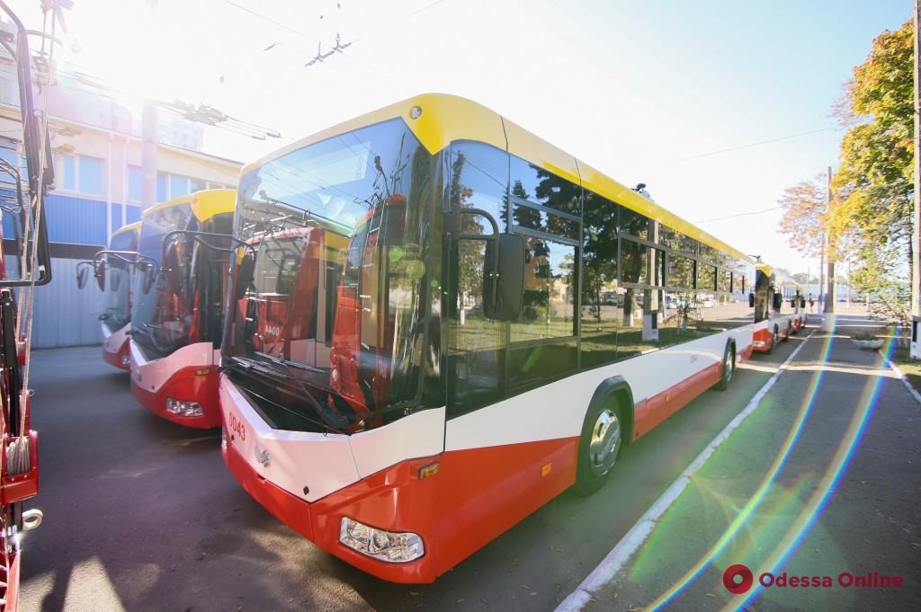 В Одессе согласовали новые правила пользования общественным транспортом