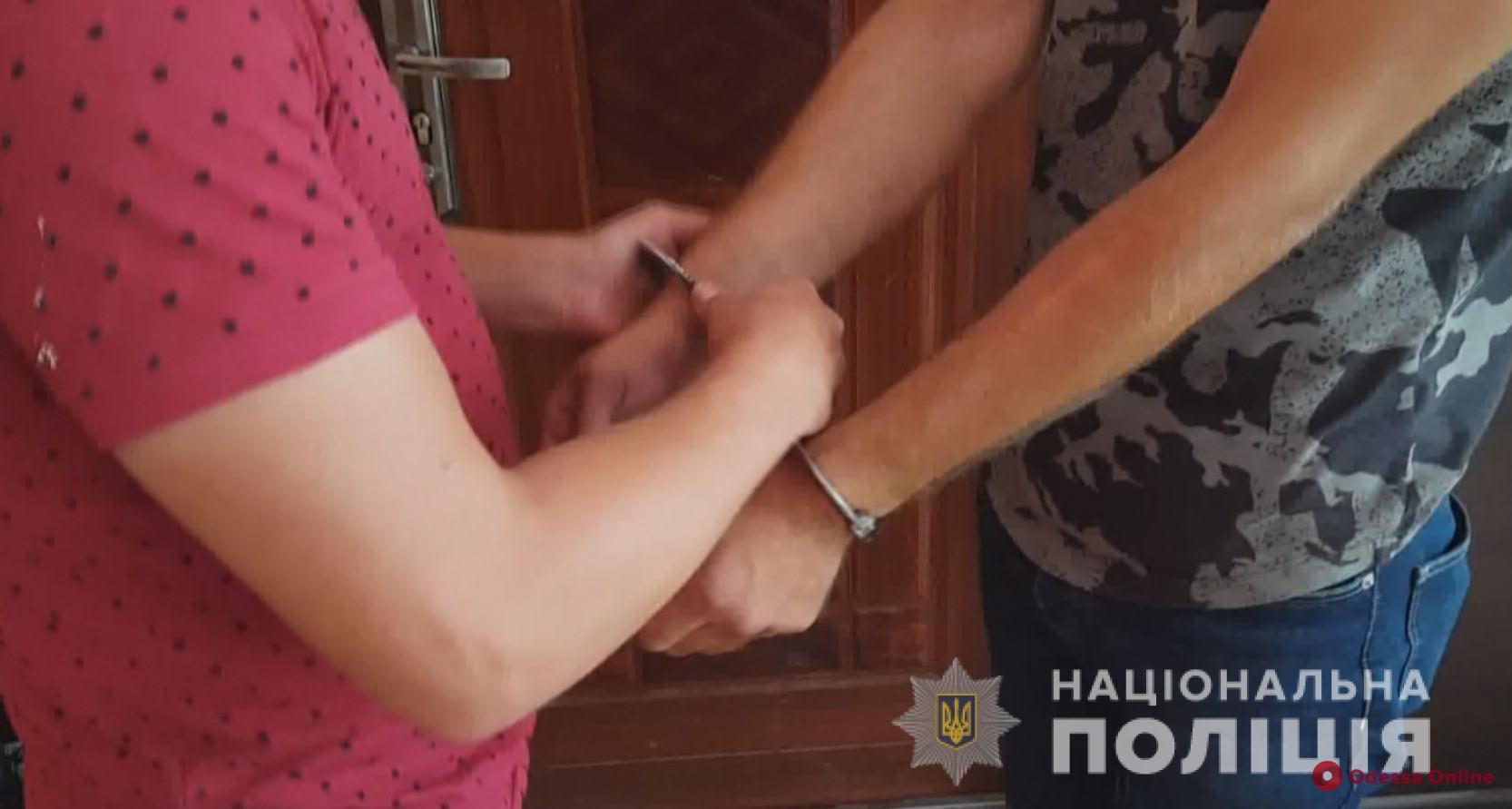 Убийство в переулке Маяковского: полиция задержала трех подозреваемых (видео)