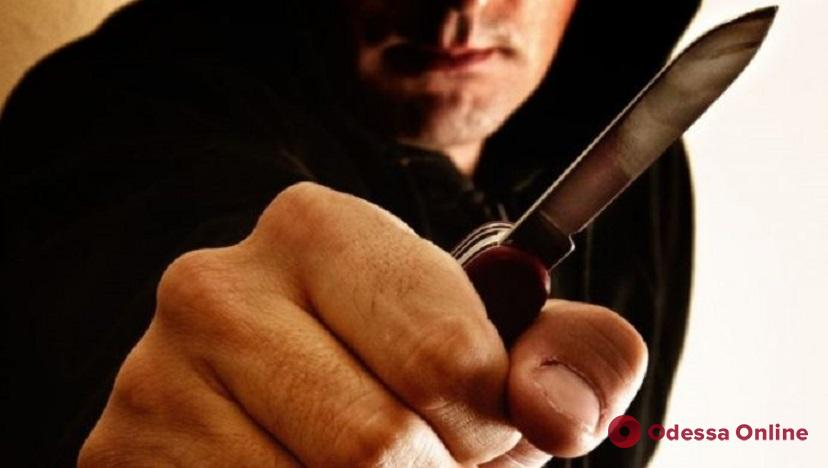 Избил и угрожал ножом: в Одессе поймали разбойника с Кавказа