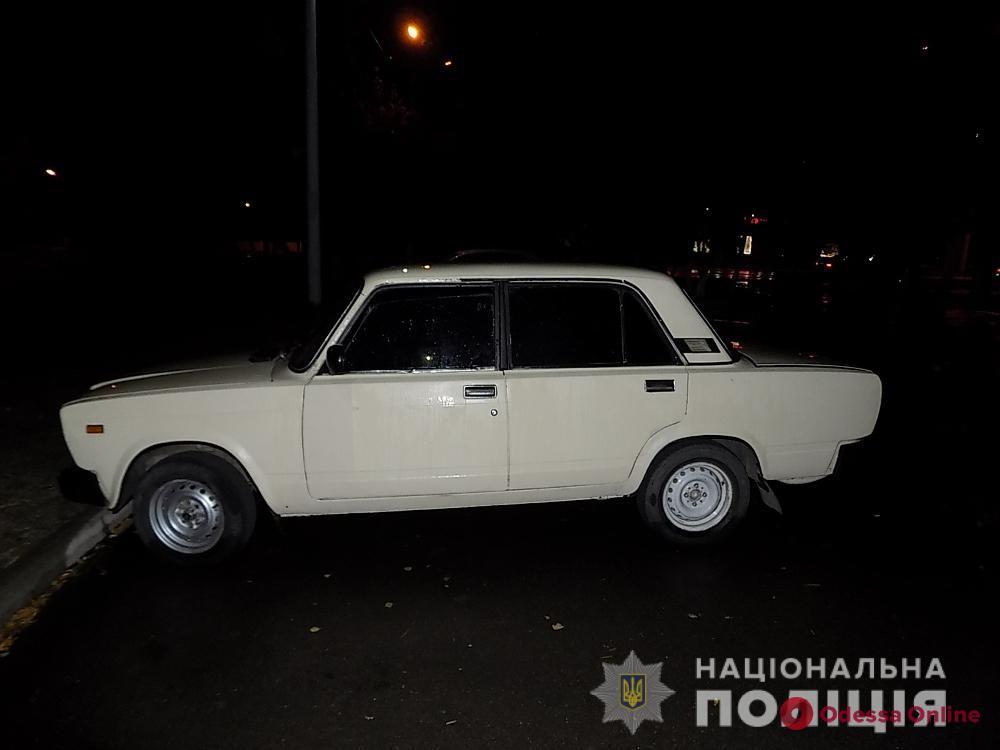 В Одесской области «таксисты» напали с ножом на пассажира