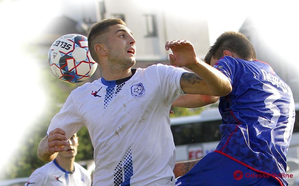Резервисты «Черноморца» проиграли второй матч сезона