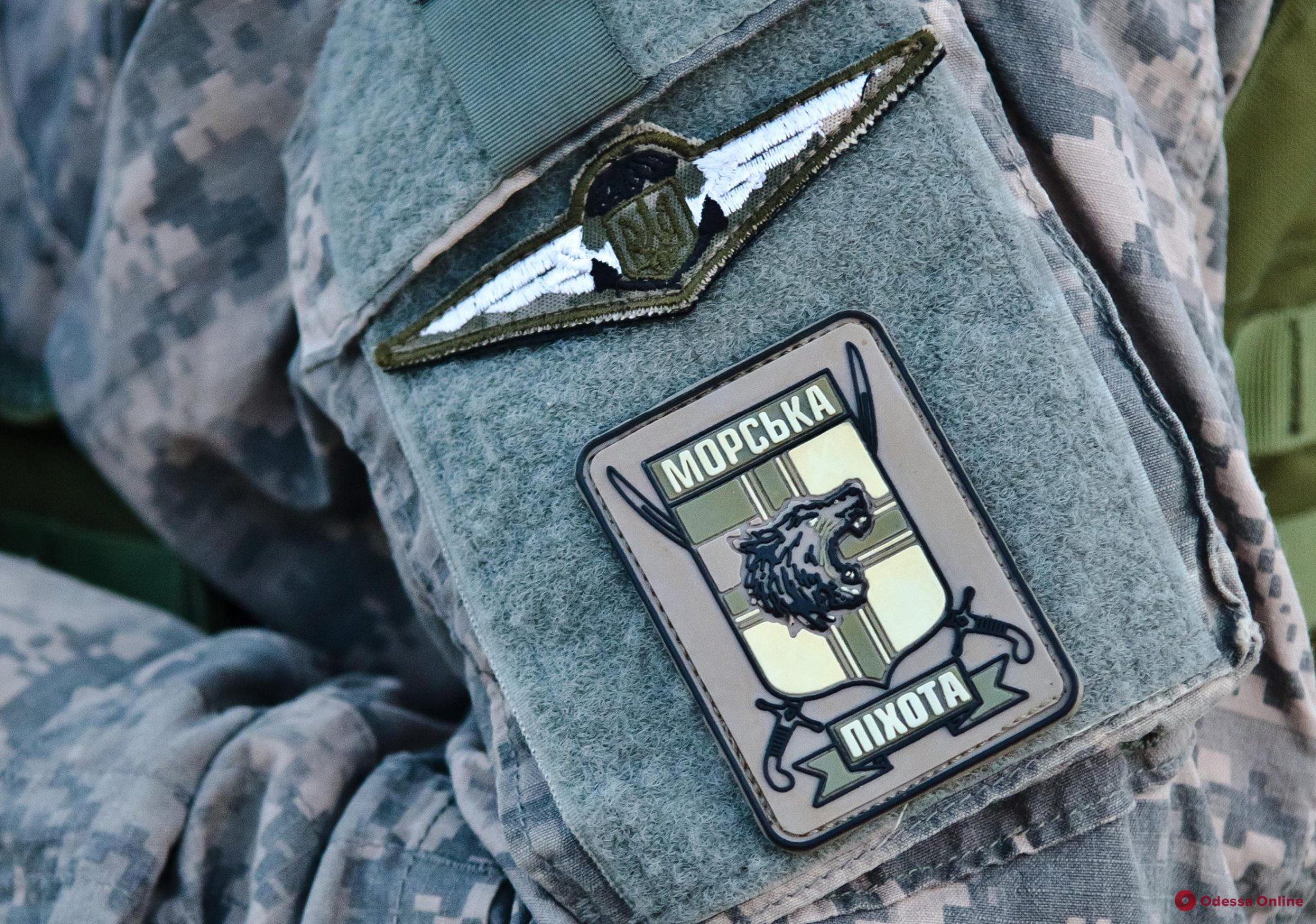В воинской части под Одессой морпех-срочник застрелил сослуживца (обновлено)