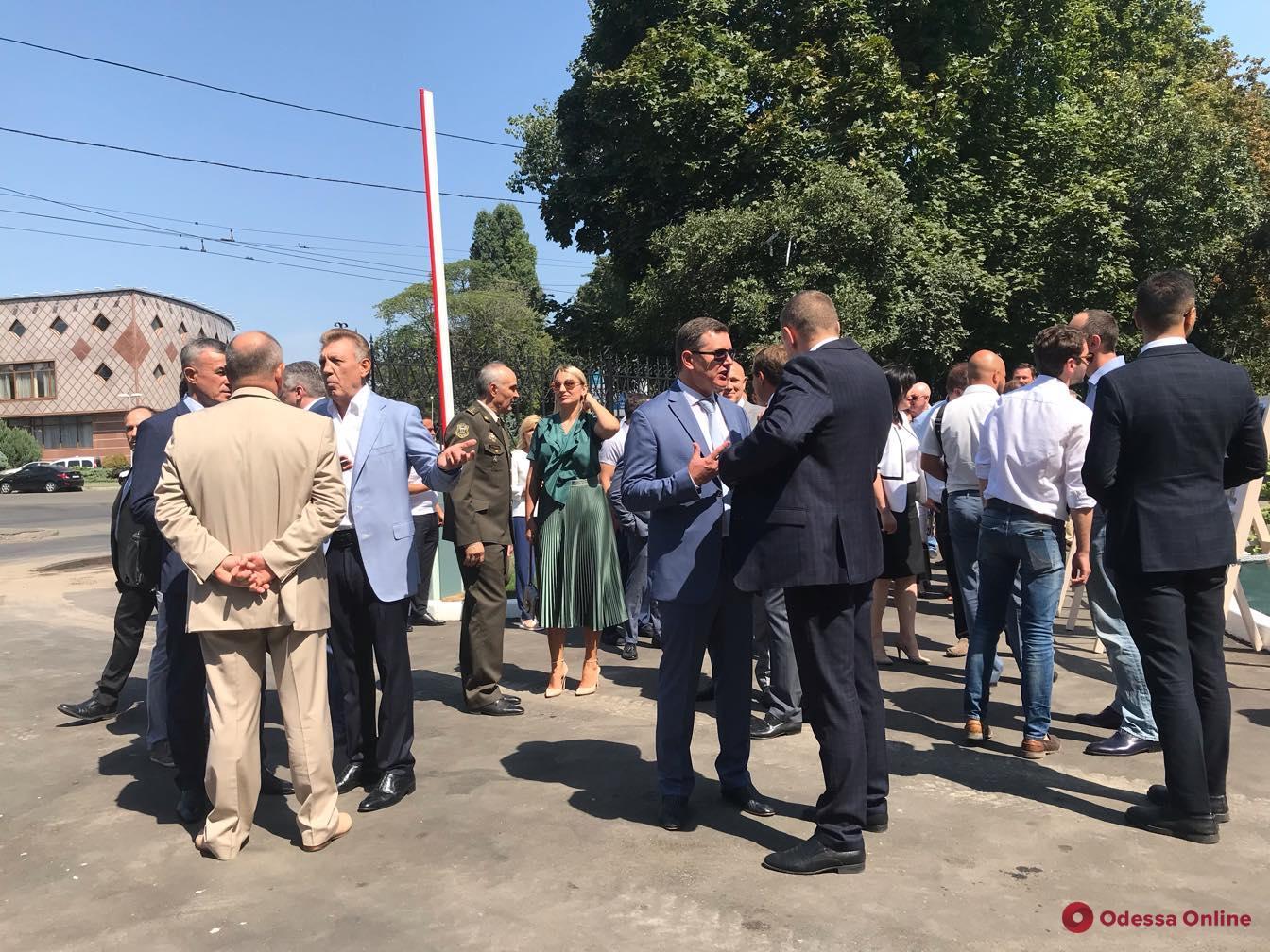 Под Despacito: в Одессе торжественно открыли новый офис Пятого апелляционного административного суда
