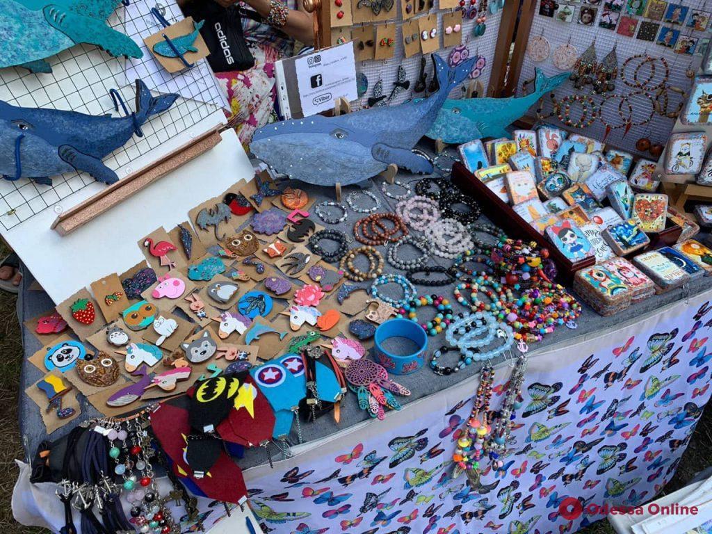 В Одессе проходит яркий летний фестиваль (фоторепортаж)