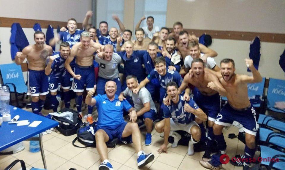 Зарянские «Балканы» героически выходят в третий раунд Кубка Украины