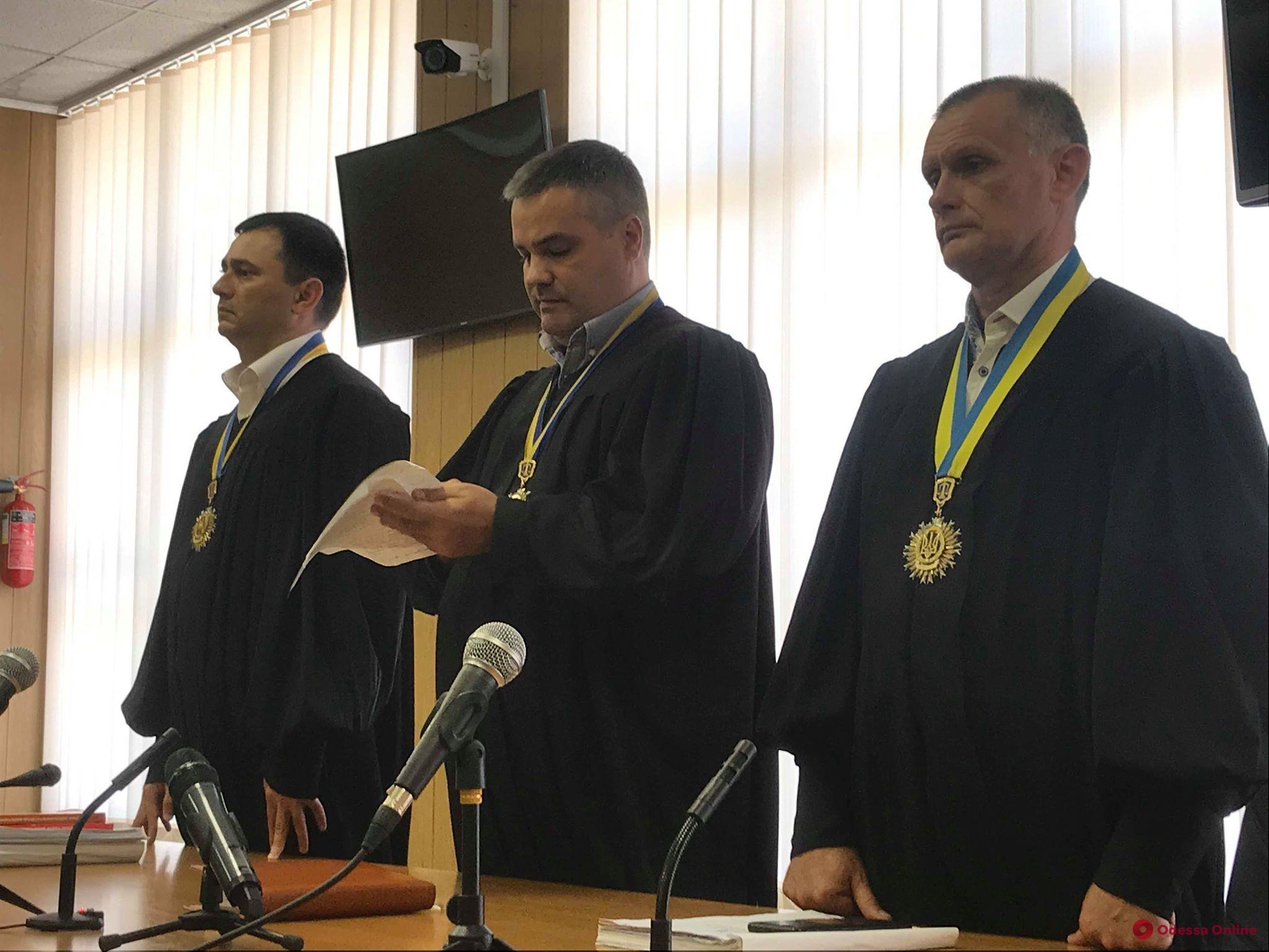 Апелляционный суд оставил владельца «Токио Стар» Вадима Черного в СИЗО