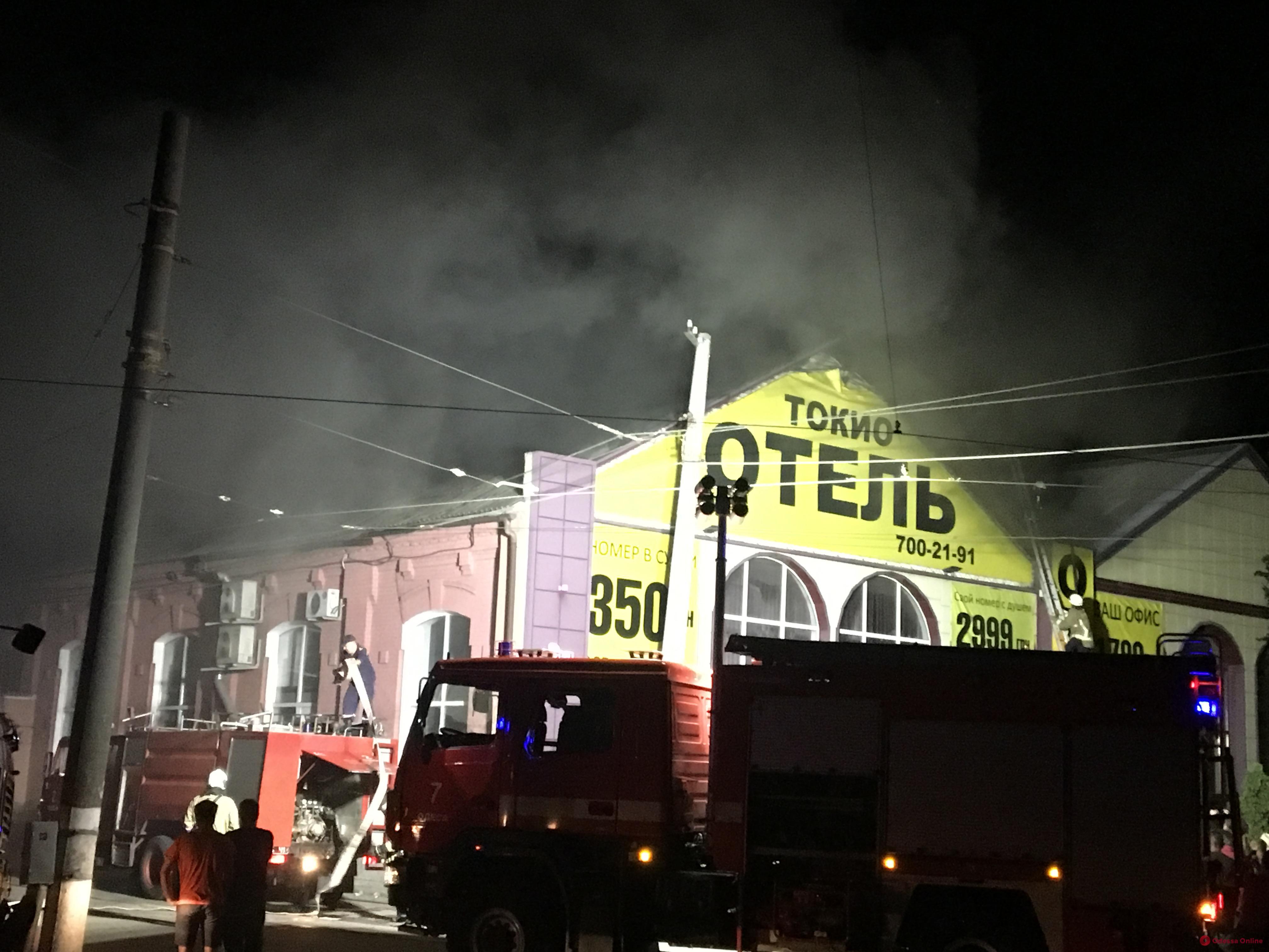 Идентифицировали еще одну жертву пожара в отеле «Токио Стар»