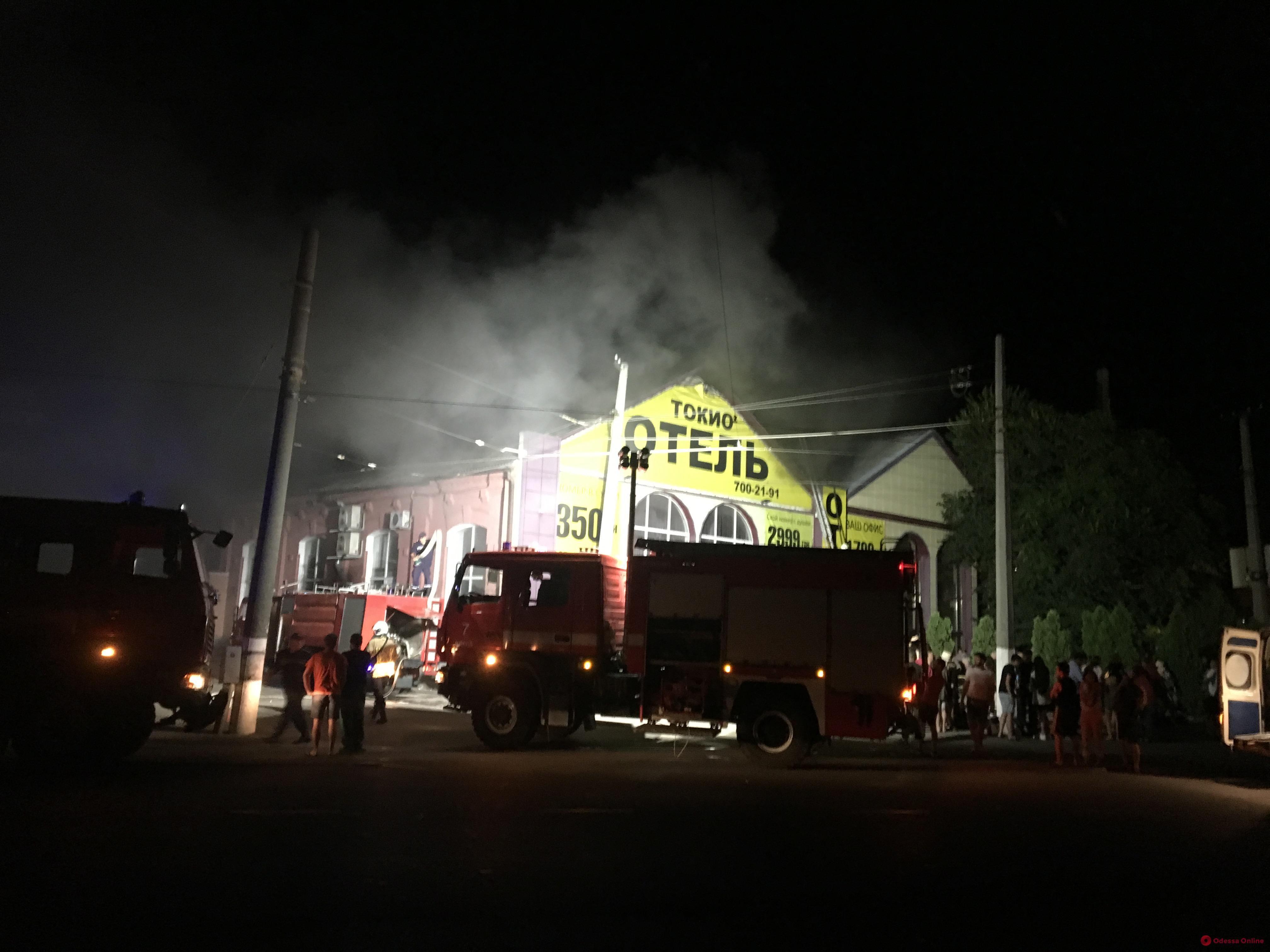 Пожар в «Токио Стар»: ГБР открыло уголовное дело в отношении сотрудников ГСЧС