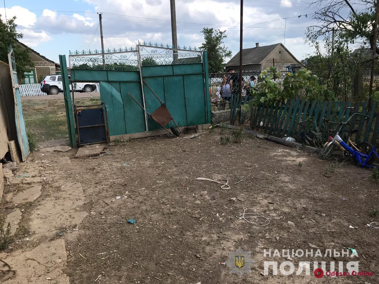 Пьяный житель Одесской области поссорился со знакомой и попытался ее ограбить