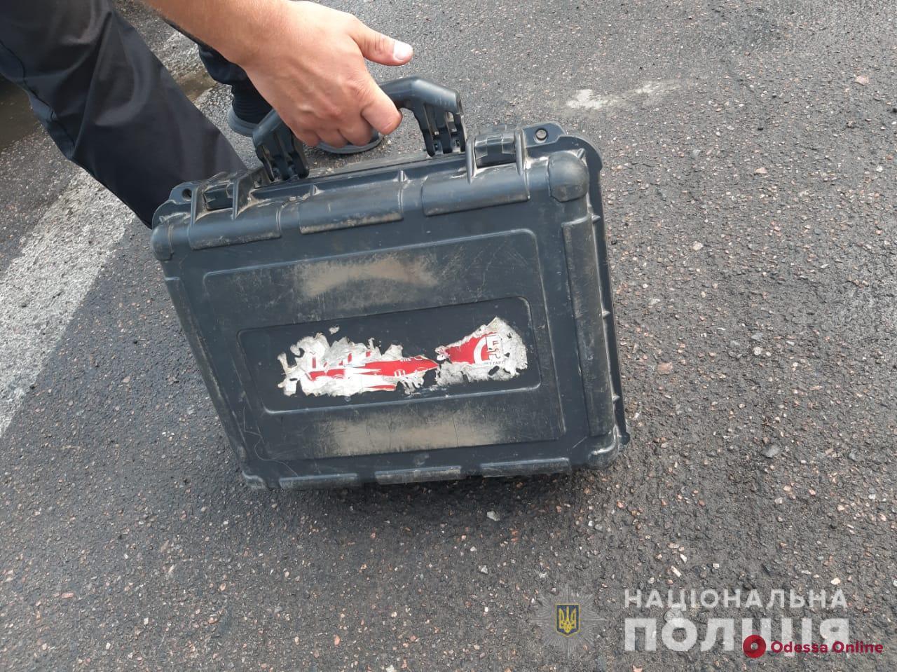 Житель Одесской области обокрал стройку, на которой работал