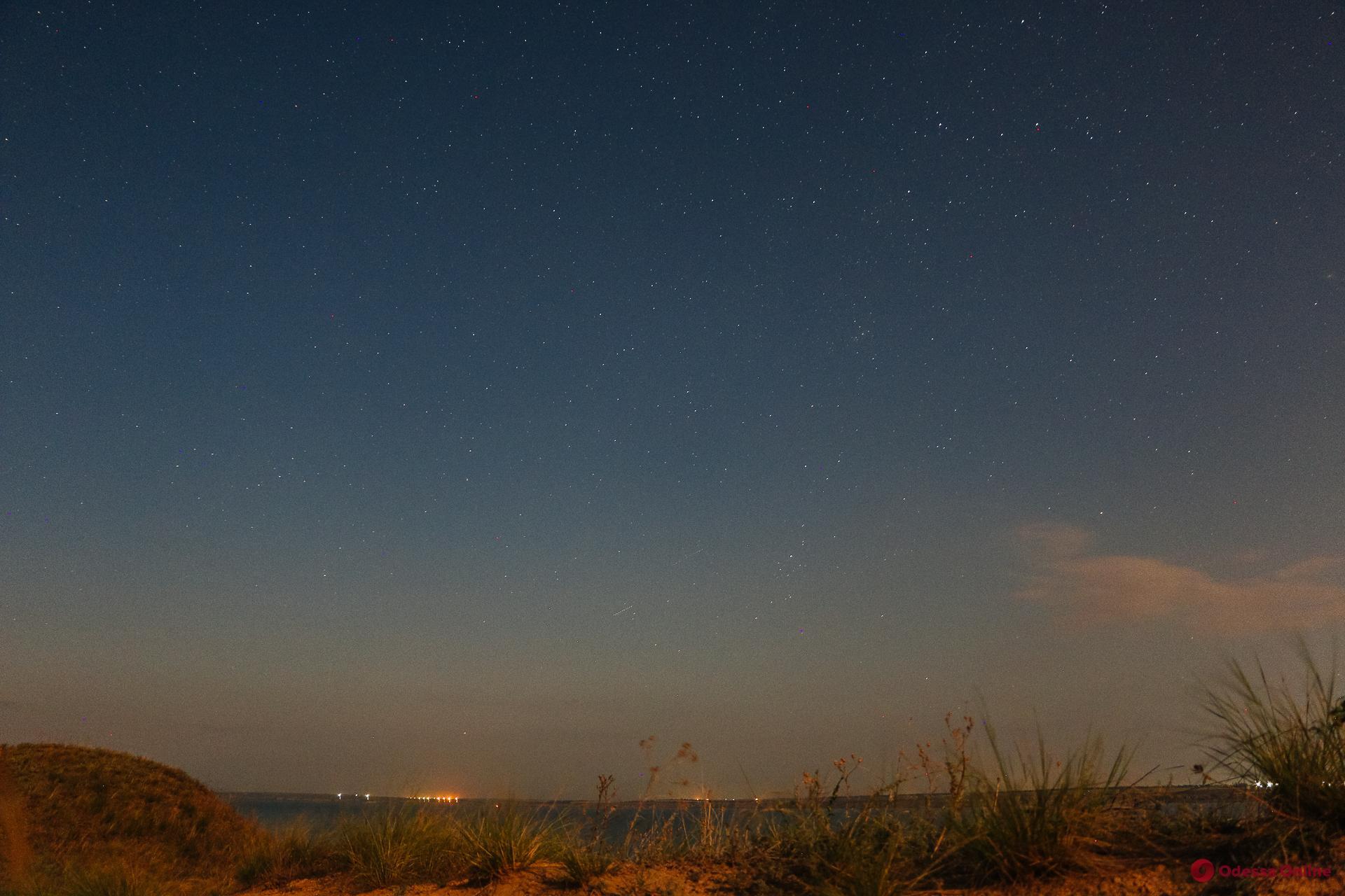 Ночью одесситы будут наблюдать метеорный поток Персеиды (фото)