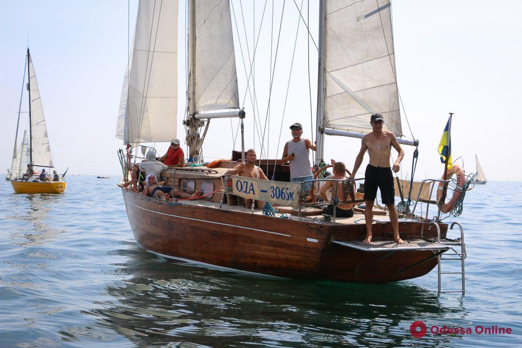 В Одессе проходит 12-я регата «Кубок Черного моря 2019»