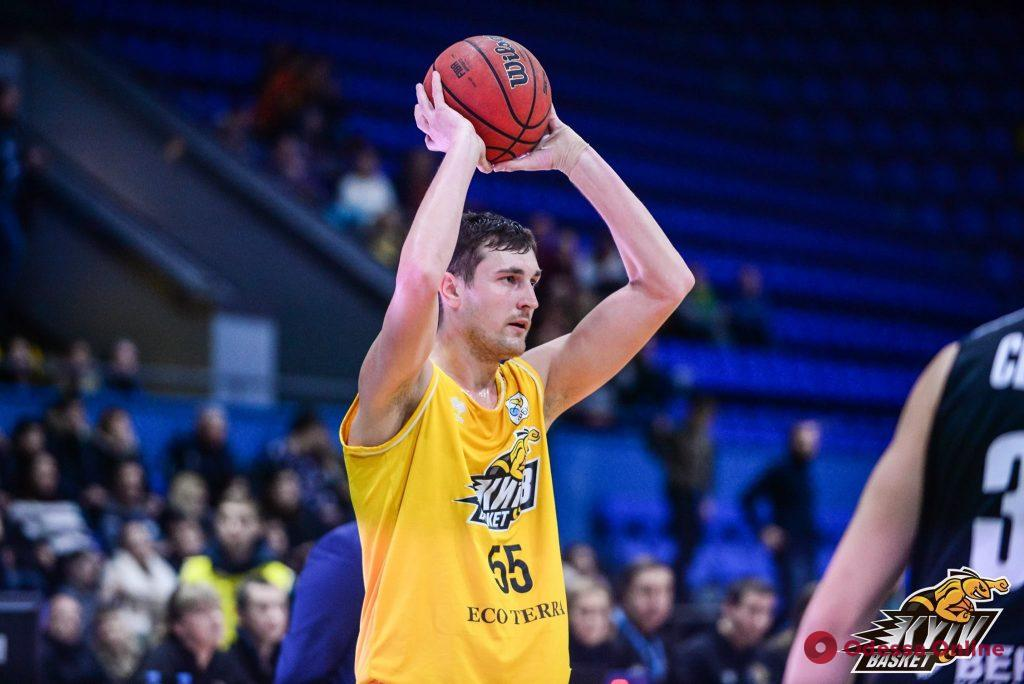 Баскетбол: «Химик» подписал защитника из США, «Одесса» – вице-чемпиона Украины