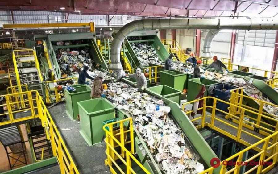 В Одессе снова заговорили о строительстве мусороперерабатывающего завода