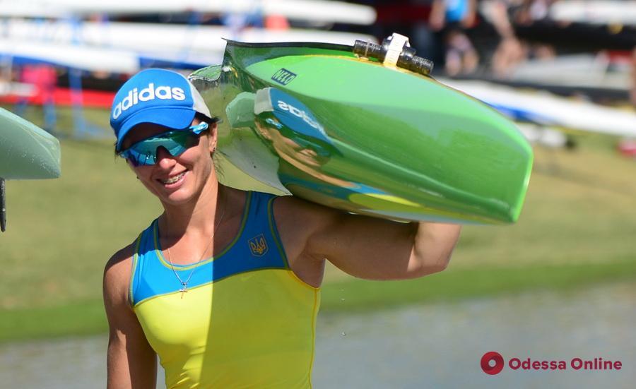 Гребля: уроженка Белгорода-Днестровского завоевала олимпийскую лицензию для Украины