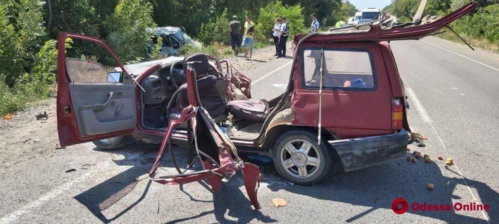 Пострадавшая в аварии на трассе Одесса—Рени скончалась в больнице