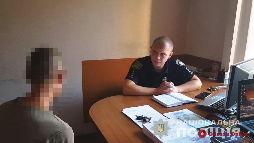 Грабил одесситов средь бела дня: прохожие помогли поймать серийного преступника