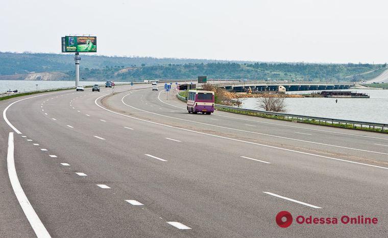 В Одессе скоро начнется строительство дороги «Хаджибей-2»