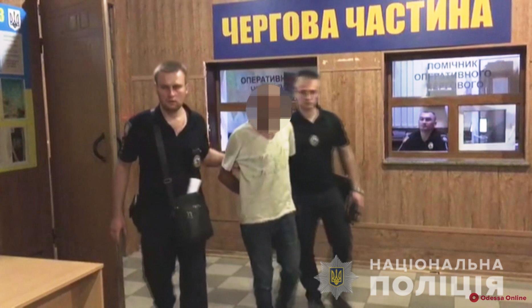 «Отплатил» за гостеприимство: иностранец убил 84-летнюю одесситку ради двух мобильных телефонов