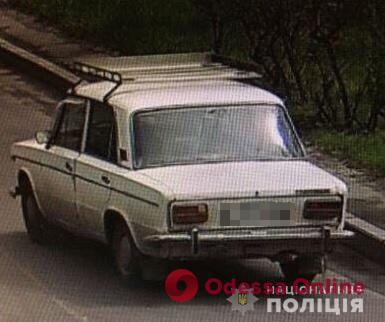 В Одессе задержали пьяного автоугонщика