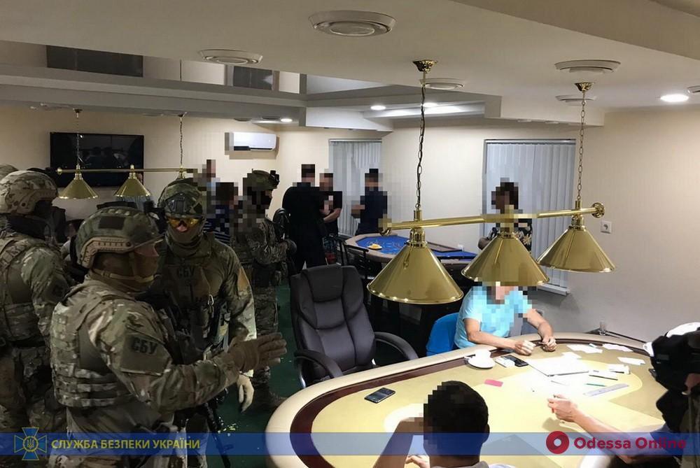 СБУ блокировала деятельность крупной преступной организации