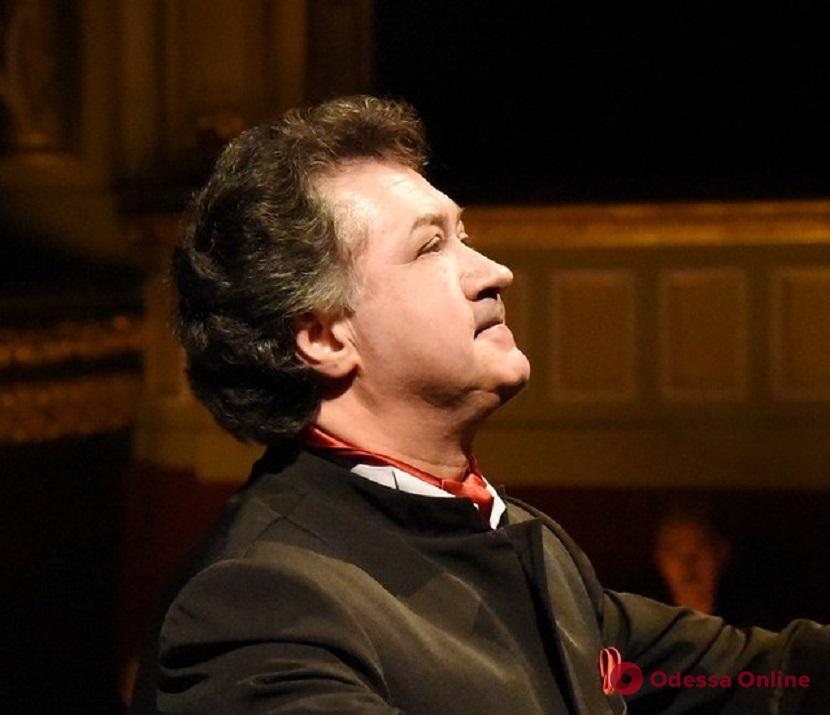 В Одесской опере новый главный дирижер