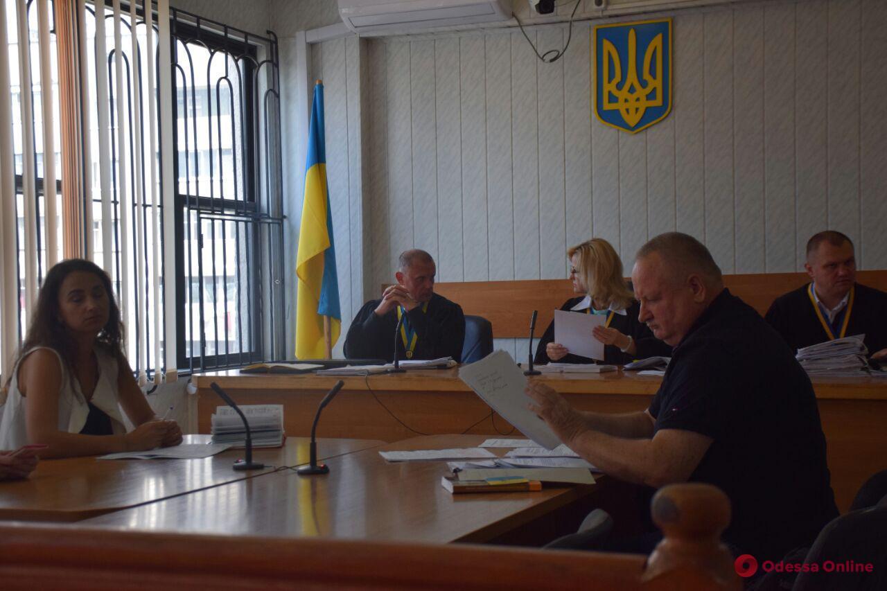 Апелляционный суд отправил в СИЗО жителя Одесской области, который убил жену
