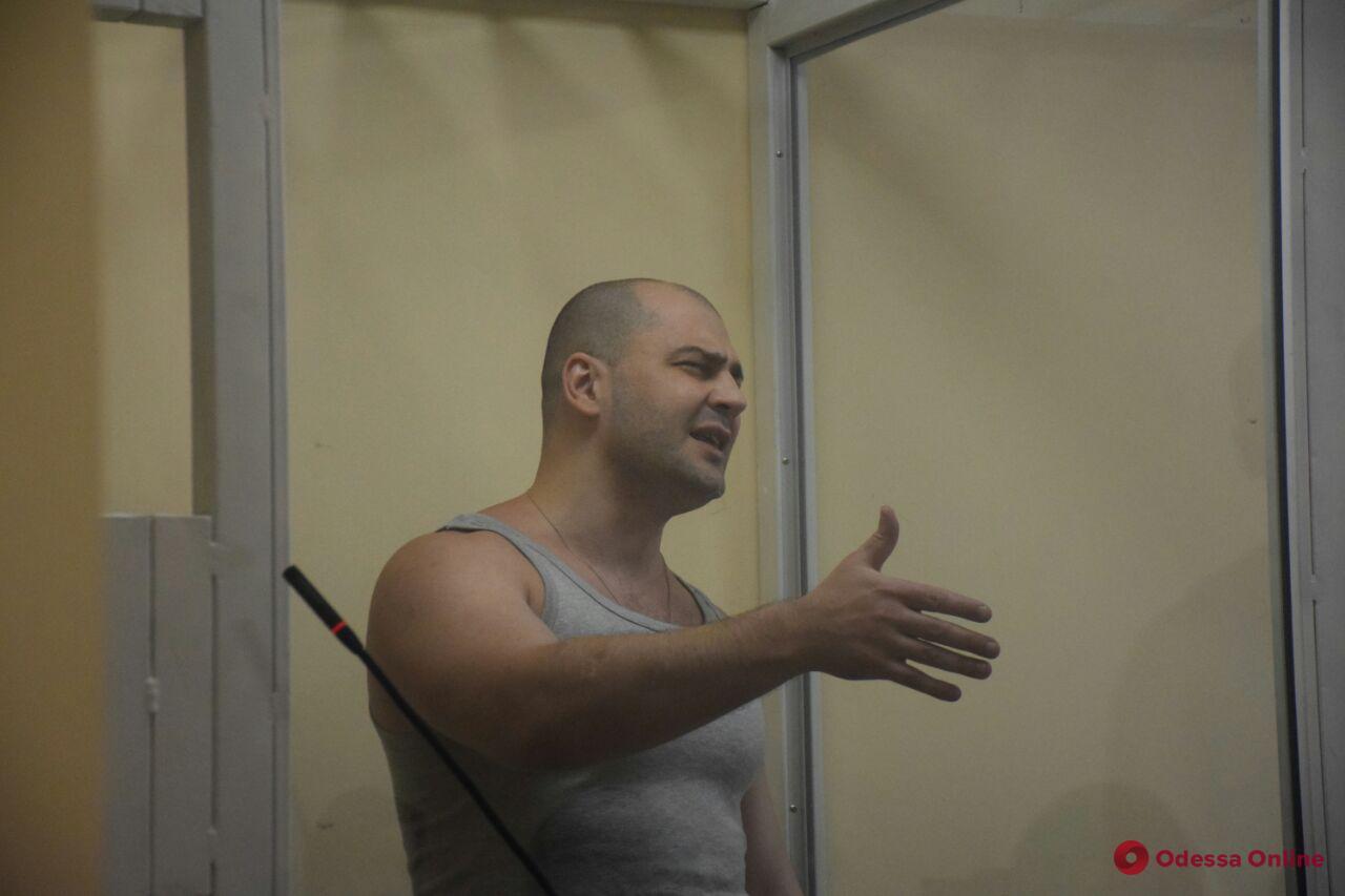 Взрыв возле СБУ в Одессе: еще один обвиняемый признал свою вину