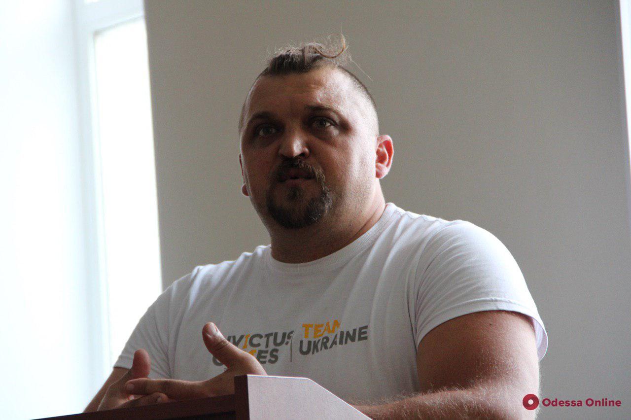 В Одессе открыли Veterans hub