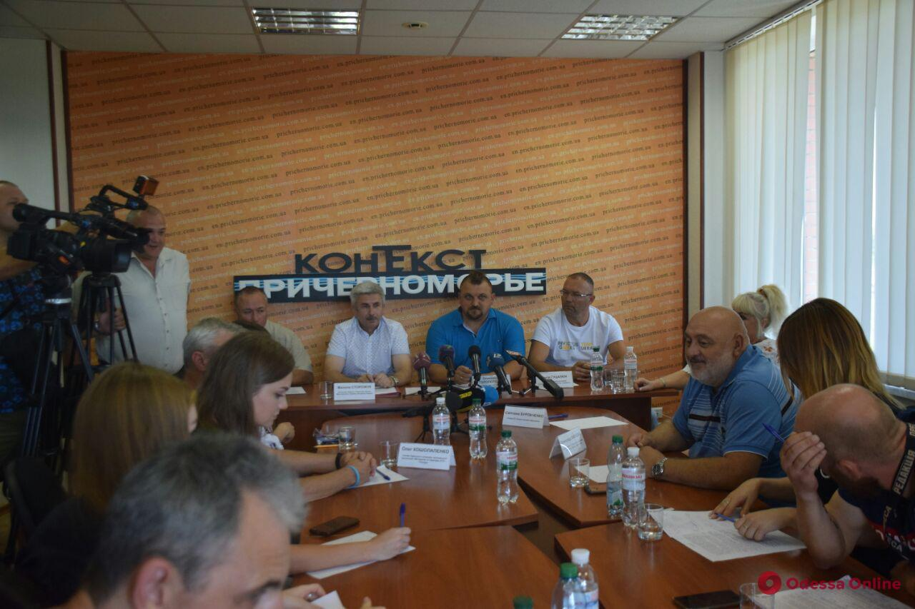 Более 300 человек пройдут Маршем защитников в Одессе