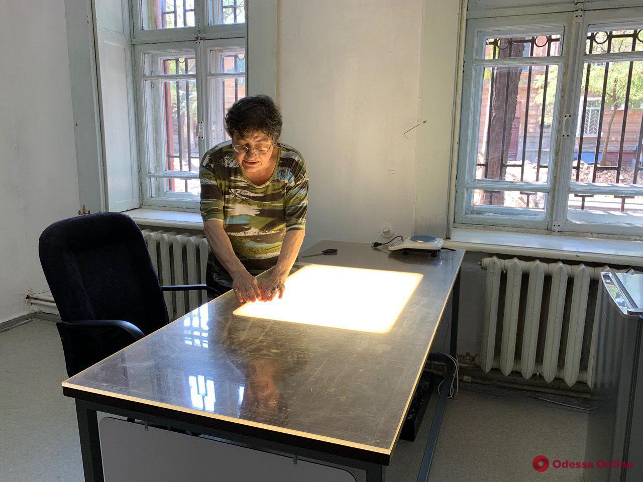 В Одесском художественном музее открыли реставрационную мастерскую
