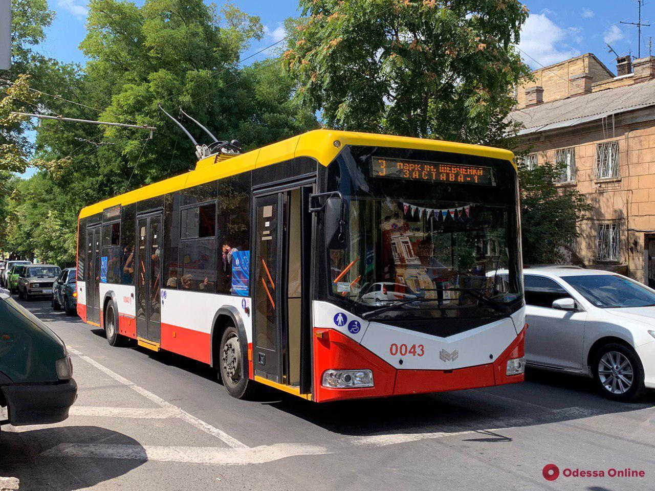 В День города некоторые трамваи и троллейбусы будут ходить допоздна