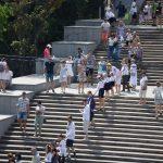 потемскинская туристы