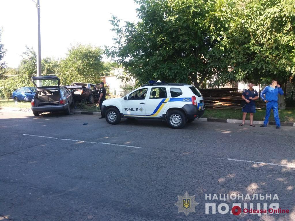 В Одесской области полицейские борются с пьяными водителями