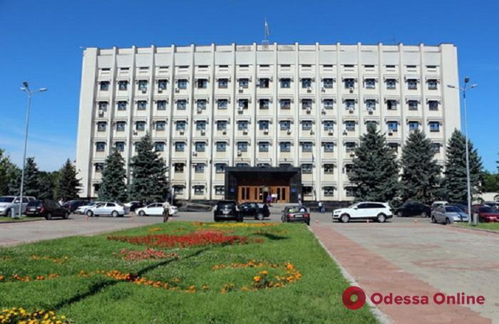 В Одесском облсовете выбрали первого заместителя председателя