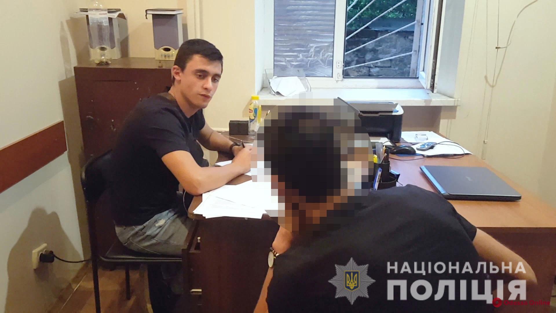 В одесском общежитии студенты-иностранцы обворовывали своих соседей