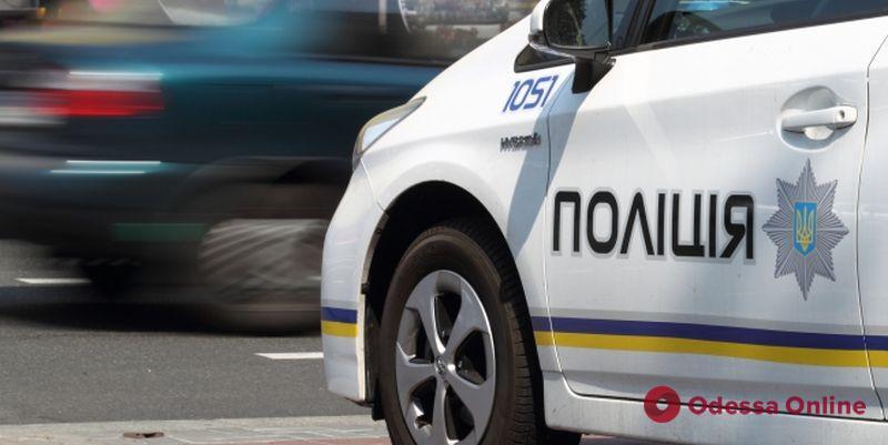В Одессе пьяный водитель Hyundai пытался подкупить патрульных