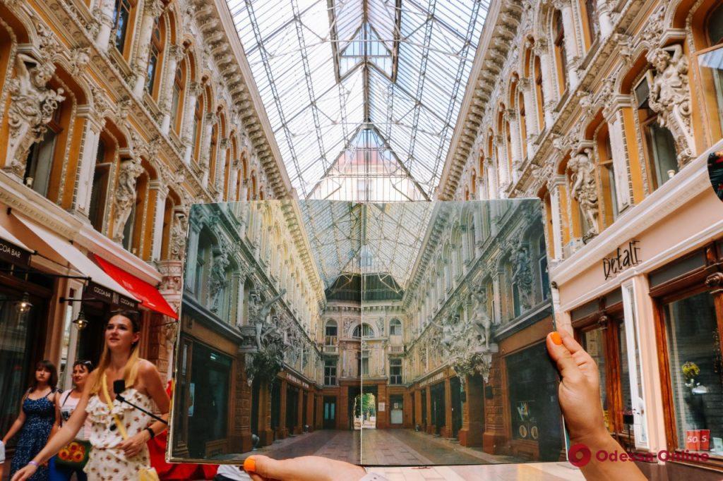 Тогда и сейчас: как изменилась Одесса за 35 лет (фоторепортаж)