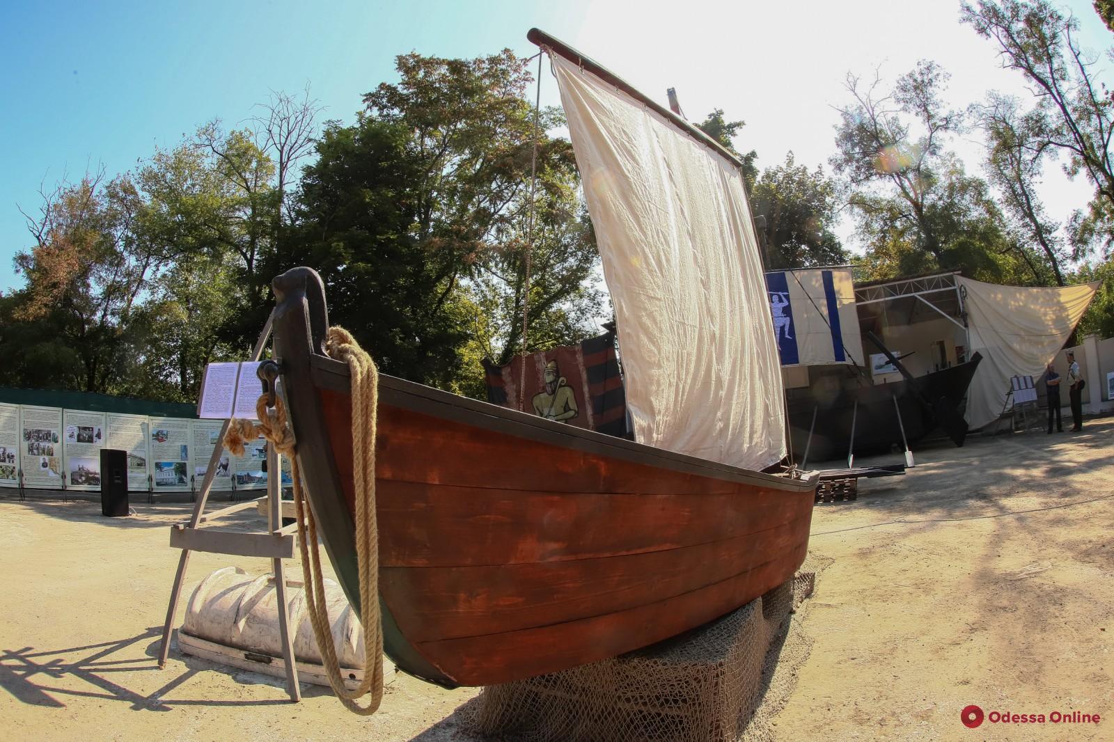 Одесситов приглашают посмотреть на древние корабли