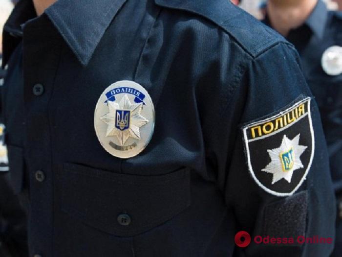 Житель Одесской области разбил голову полицейскому