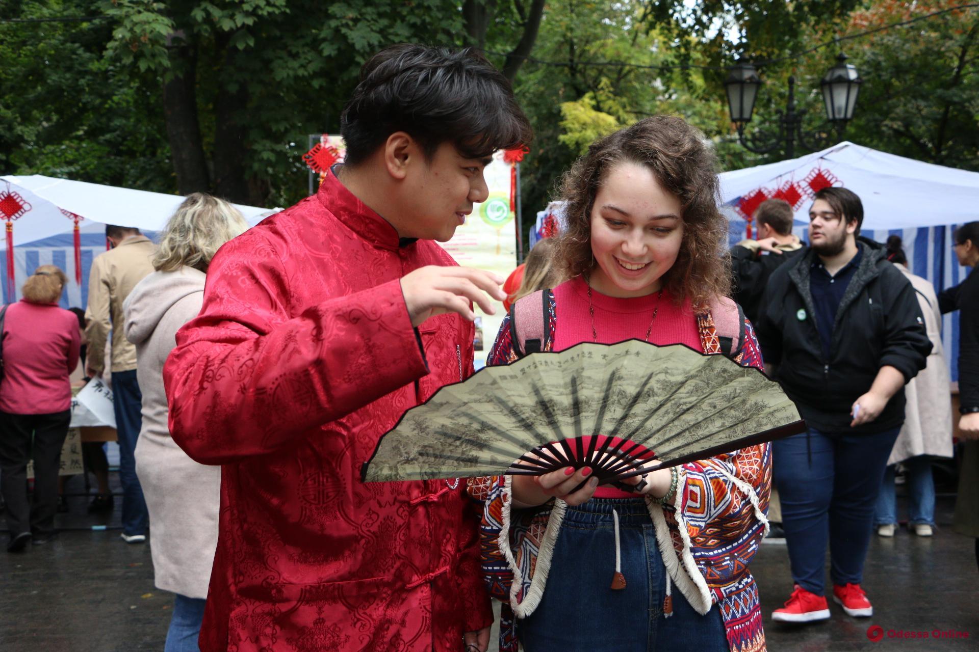 В Горсаду отметили День институтов Конфуция (фоторепортаж)