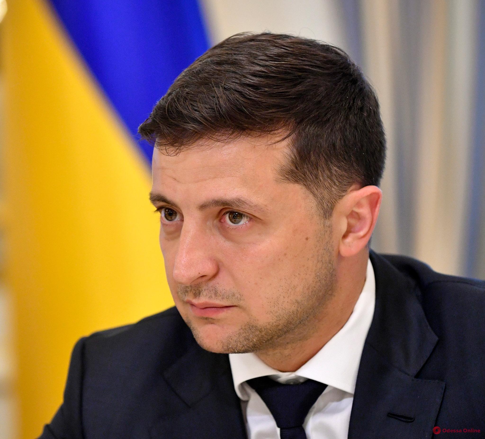 Президент поручил Кабмину взять на контроль расследование смертельного ДТП под Одессой